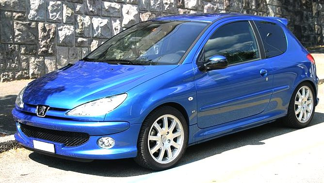 PEUGEOT 206 INSURANCE MOTOR SPECIFICATIONS CAR HISTORY