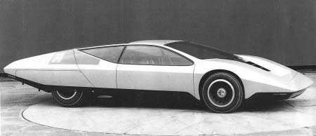 Vauxhall GM SRV concept car General Motors