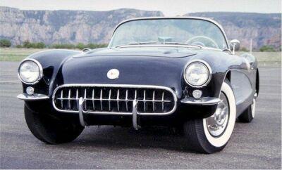 GM Corvette 1953 Car Photo