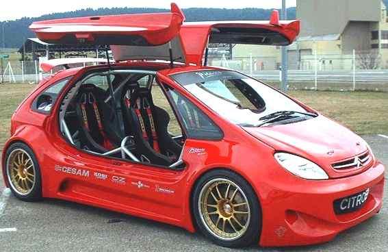Citroen Picasso Xsara C4 Insurance Motor Specifications