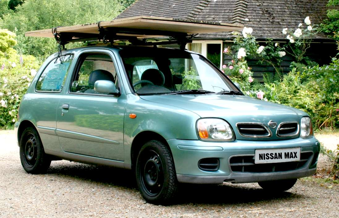 Micra Jungle Safari Nissan Super Mini Roof Rack Special