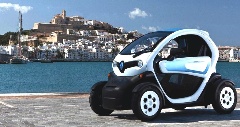Thesis electric cars