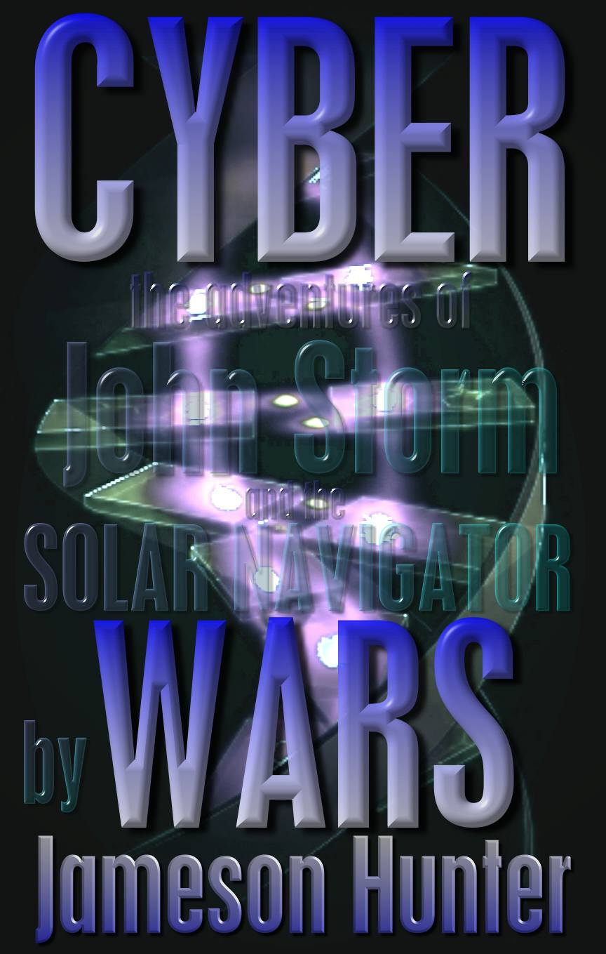 Cyber Wars book cover draft