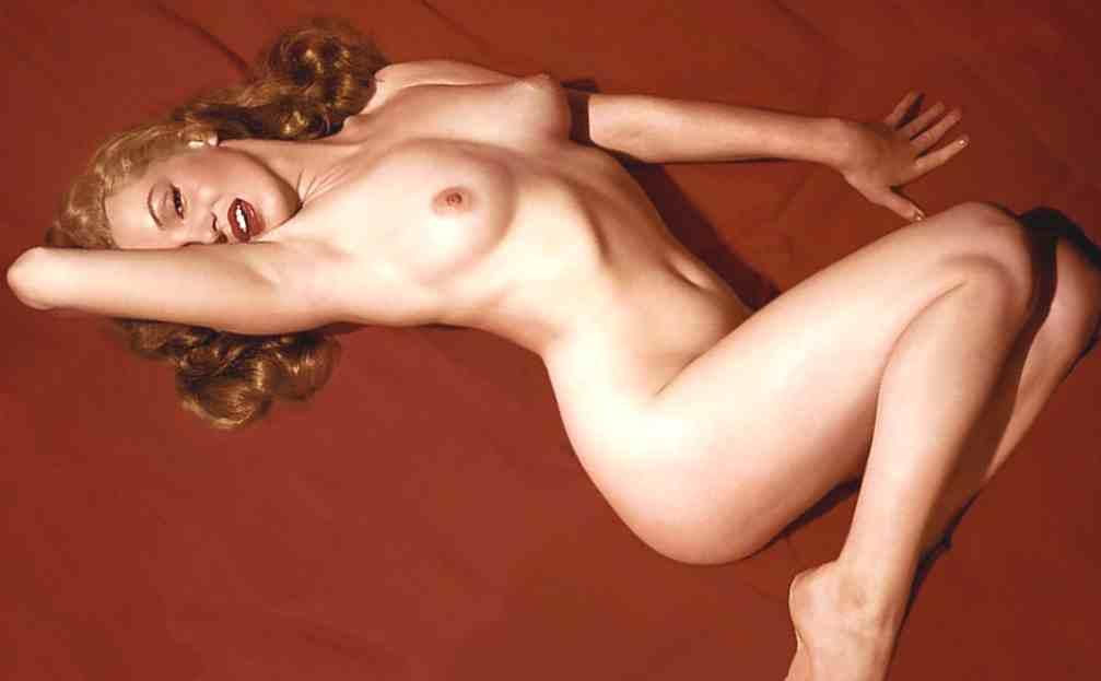 Мерелин монро порно фото