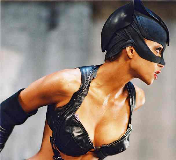 Halle Berry catwomen wallpaper