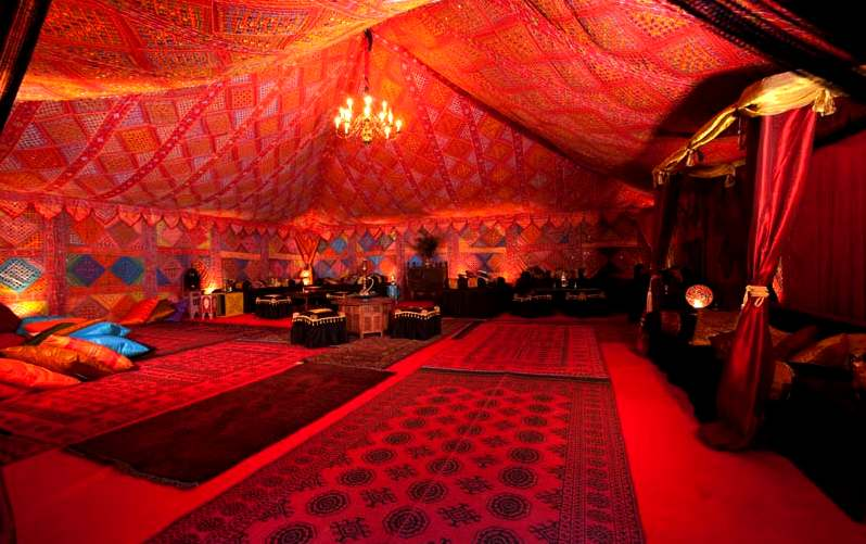 & ARABIAN AND MOROCCAN TENT HIRE BEDOUIN EVENTS WEDDINGS RECEPTIONS