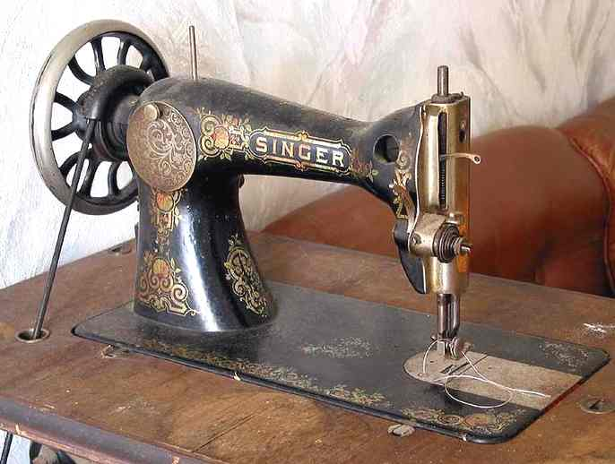 Singer sewing machine classic