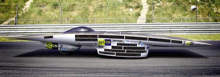 Nuon Solar Racing Car Team Netherlands