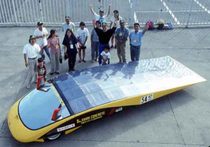 Solar Wing
