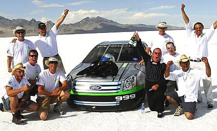 Hydrogen 999 - Ford team group photo