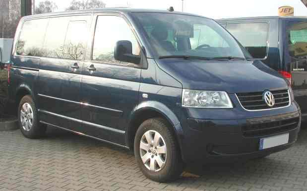 VW Transporter 2004 Eurovan