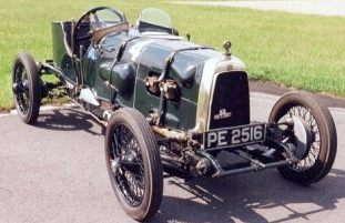 Early Aston Martin