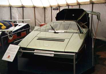 Bulldog�(1980) Aston Martin show car