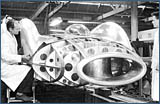 Bluebird CN7 aluminium construction