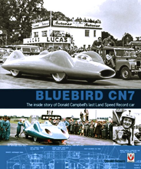 The inside story of Donald Cambell's proteus jet Bluebird car CN7