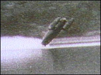 Bluebird crashes in 1967