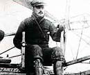 Charles Rolls channel flight 1910