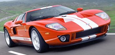 Ford GT 40 Centennial Edition