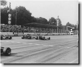 Gethin winning at Monza by 0.01 seconds