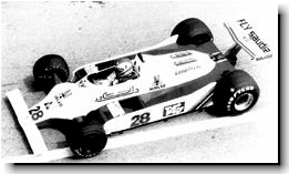 Regazzoni in Williams FW07 - 1979