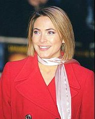 Lisa Rogers out on the town - lisa_rogers_in_red