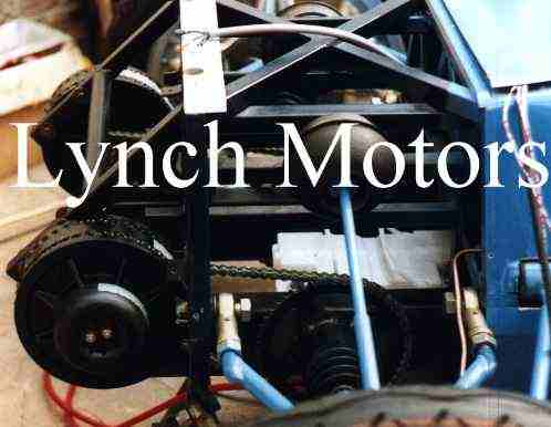 Lynch motors, now produced by Agni in India