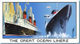 The Great Ocean Liners