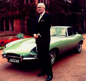 Jaguar Classic Cars And Sir William Lyons History