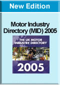 The UK Motor Industry Directory
