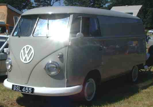Volkswagen Split screen VW combi van