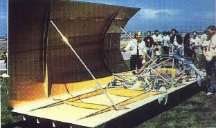 GENERAL MOTORS SUNRAYCER SOLAR POWERED CHALLENGE WINNER ...