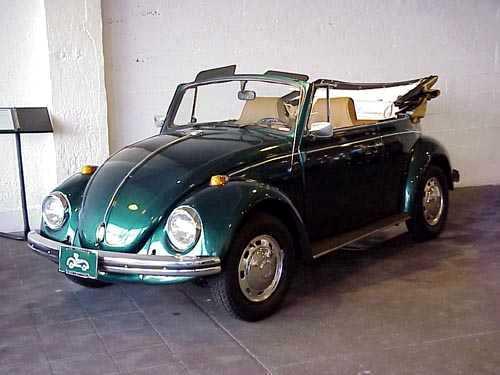 Volkswagen Beetle Cabriolet 1949