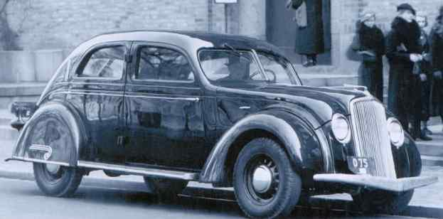 VOLVO SWEDEN AND SWEDISH CARS HISTORY | DIRECTORY OF MOTOR MANUFACTURERS | VEHICLE DESIGN AND ...